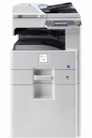 noleggio stampante multifunzione TA 256i con fax